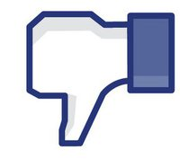 Facebook dislike logo: how to lose likes on Facebook