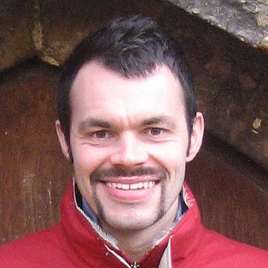 Ian's Moustache