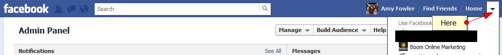 boom facebook