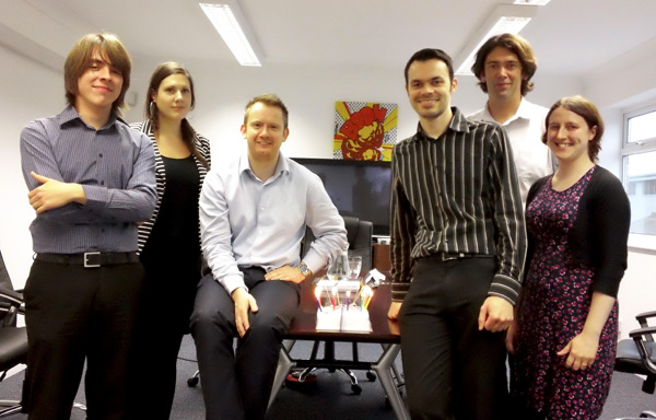 The Boom Online Marketing Team July 2012