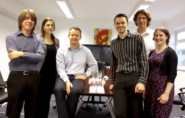 The Boom Online Marketing Team July 2012