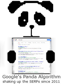 Google's Panda Algorithm: shaking up the SERPs since 2011