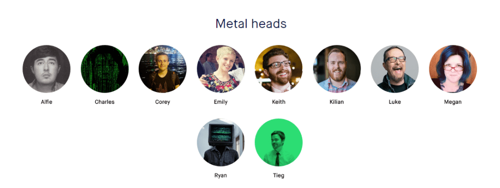 The Best Meet The Team Pages:Creative Examples, Ideas For Staff Bios +