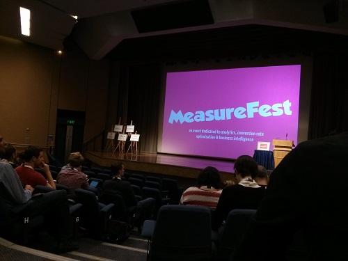 #measurefest