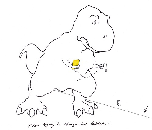 t-rex-trying-to-charge