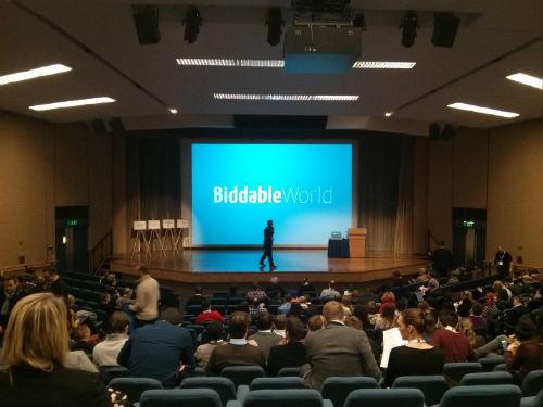 First ever biddableworld!