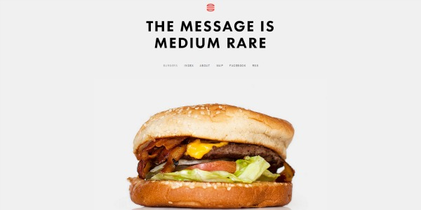 message-is-medium-rare