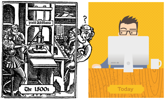 Lorem Ipsum, Then and Now
