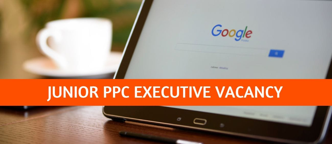 Junior PPC Executive Vacancy