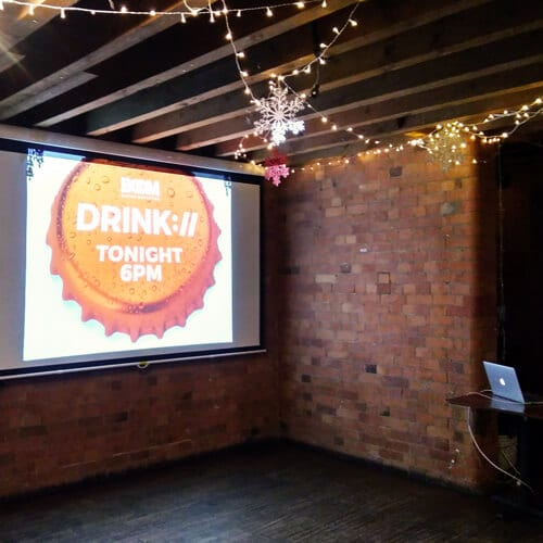 Drink Digital Marketing Meetup