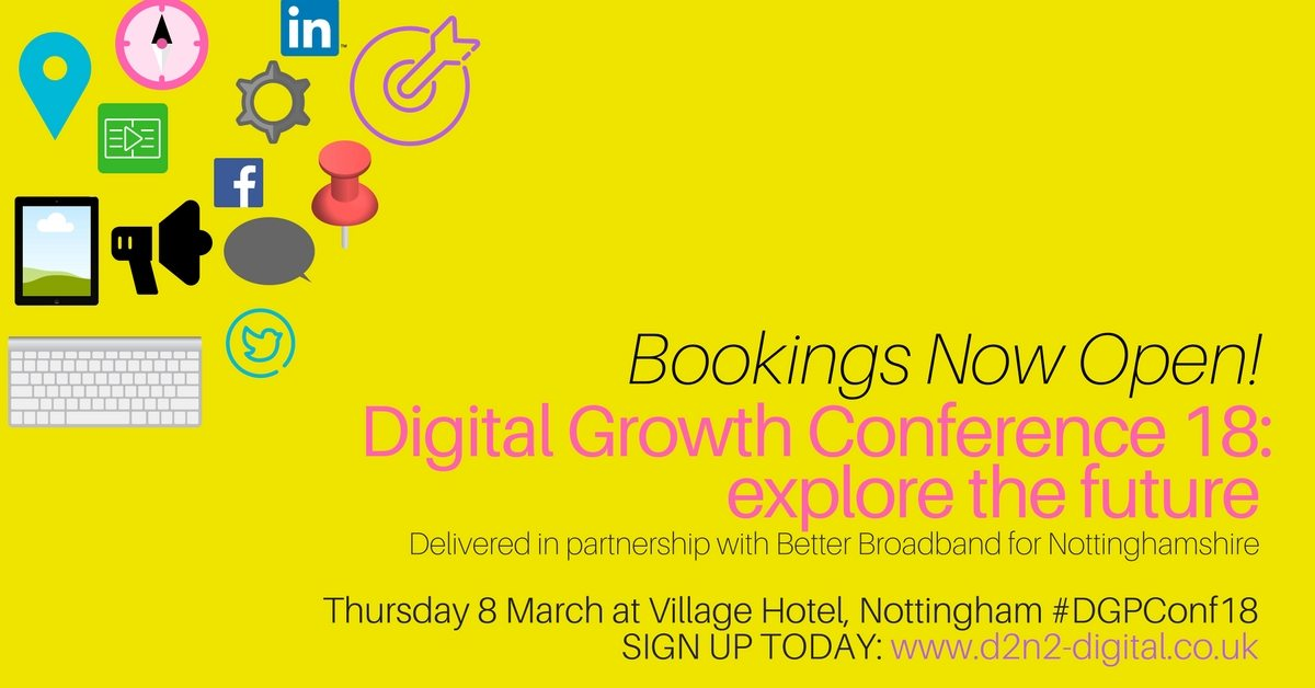 Digital Growth Conference 18