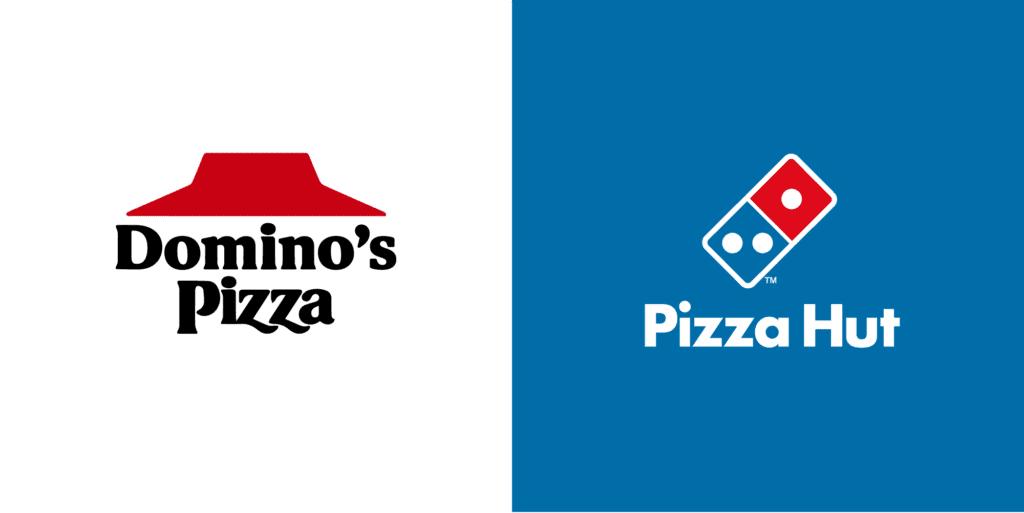 Dominos-v-Pizza-Hut