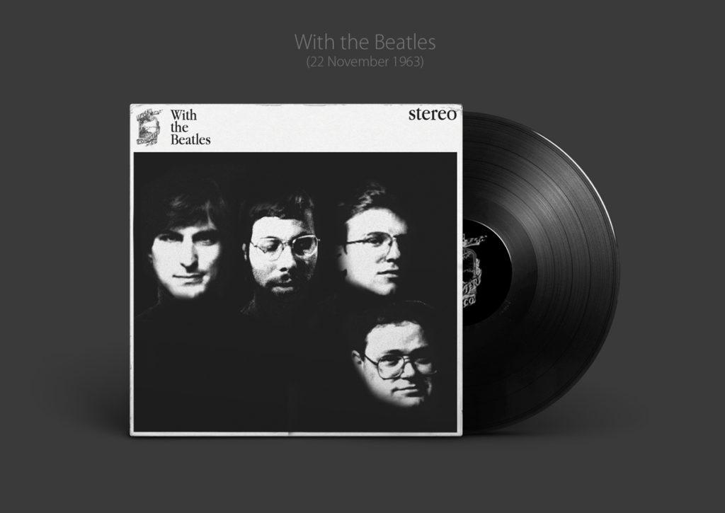 With the Beatles Album